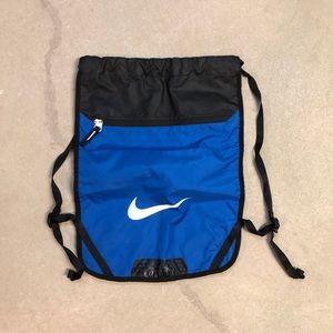 Nike adjustable backpack sack
